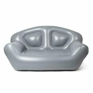 Milliard Inflatable Couch/Air Sofa – Perfect Lounger for Camping, Beach and Home