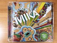 CD Musica,Mika.Life in Cartoon Motion 2007