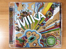 CD Musica,Mika.Life in Cartoon Motion 2007