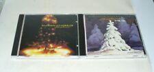Lot of 2 Mannheim Steamroller Christmas CDs