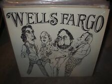 WELLS FARGO self titled ( country ) brut 5109 - VERY RARE -