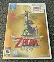 The Legend of Zelda: Skyward Sword (Nintendo Wii) No Soundtrack Clean & Tested