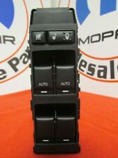 DODGE CHRYSLER JEEP Master window switch front 1 Touch Up & Down NEW OEM MOPAR