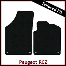 Peugeot RCZ (2010 2011) Tailored Fitted Carpet Car Mats