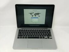 MacBook Pro 13 Retina Early 2015 MF841LL/A 2.9GHz i5 8GB 512GB Fair- Screen Wear