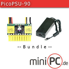 picoPSU-90 DC/DC (90 Watt) + AC/DC 84W Adapter