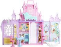 Disney Princess Castle Pop-up Palace 62cm Tall + 13 Accessories BRAND NEW