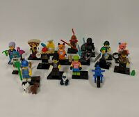 71025 LEGO Minifigures Series 19 Blind Bag Brand NEW SEALED - CHOOSE ONE