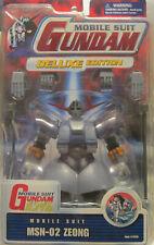 Móvil Suit Gundam MSN-02 Zeong Bandai Deluxe Edición - Nuevo