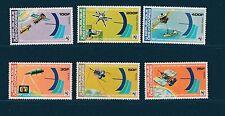 Comores république journée des télécommunications  1978  poste et PA  **