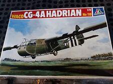 planeador americano WACO CG-4A HADRIAN de ITALERI a 1/72 nuevo