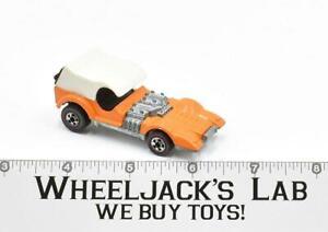 Odd Job Orange 1973 Redline Hot Wheels Mattel Vintage RL