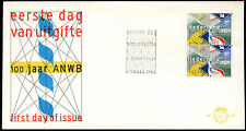 Netherlands 1983 Royal Dutch Touring Club FDC First Day Cover #C27803