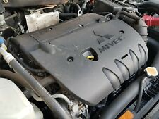 MITSUBISHI LANCER ENGINE 2.0, 4B11, MIVEC, CJ-CF, 133200 KMS.  09/2007-2017