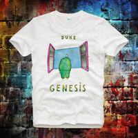 Duke Genesis Rock ideal gift Vintage Tee Top Unisex& Ladies T Shirt B640