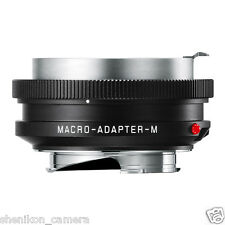 Brand New Unused Leica MACRO-ADAPTER-M 14652 Macro-Elmar-M 90mm F4 Typ 240 M9 ME