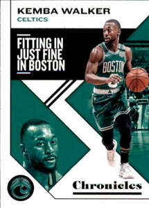 2019-20 Chronicles #14 Kemba Walker NM-MT
