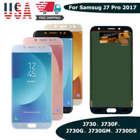 For Samsung Galaxy J7 Pro 2017 SM-J730F J730G J730GM LCD Display Touch Screen