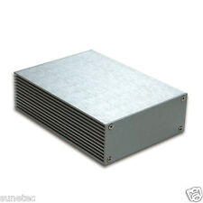 SSL642 156mm DIY Electronic FULL Aluminum Heatsink Project Box Enclousure Case