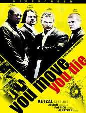 Hard to FInd DVD: You Move You Die - A New Breed of Gangster foreign movie
