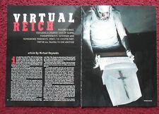 2002 Magazine Article 'Virtual Reich' by Michael Reynolds w/ Phil Hale ART