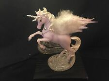 Hamilton Collection - On Wings of Beauty - Unicorn - Wings of Enchantment