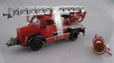 Mercedes-Benz L 3500 DL17  Feuerwehr Bensheim  Minichamps 1:43  OVP  NEU