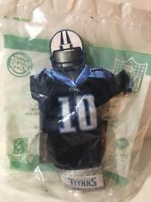 Tennessee Titans Burger King 2007 Jersey Suction Cup Display New