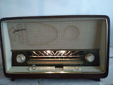Vintage German Korting Delmonico Novum 1047 Tube Radio