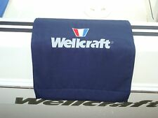 """Wellcraft embroidered Boat Gunwale Boarding mat 20""""x 36"""""""