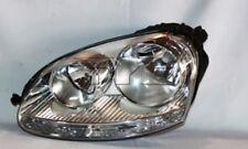 Headlight Assembly-NSF Certified Left TYC 20-6680-00-1 fits 05-10 VW Jetta