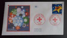FDC Enveloppe Premier Jour - CEF - Croix Rouge Française - 06/11/1997 - Paris