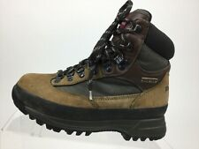 MONT-BELL Gore-Tex Brown Leather Hiking Outdoor Trail Boots Women US 6 / 22.5 cm