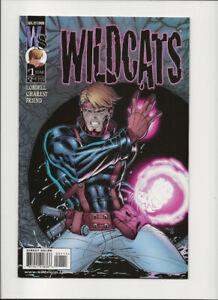 Wildcats #1 Jim Lee  Cover 1999 Wildstorm Comics