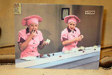 "I Love Lucy ""The Candy Factory"" TV Comedy Tabletop Display Standee 10 3/4"" Long"