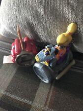 Burger King Used 2000 Toy Jimmy Neutron Nickelodeon
