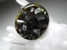 Black Golden Green Garnet Gemstone Cabochon Natural Gem Cab Metalsmith