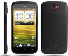 "HTC One S - 16GB - Black 4"" 8MP (Unlocked) Android Smartphone Good Condition"