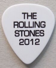 THE ROLLING STONES Keith Richards 2012 tour Guitar Pick