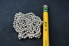 "25 STRONG MAGNETS 3mm (1/8"") spheres balls Neodymium - US SELLER"