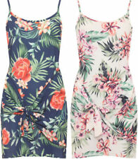 Machine Washable Formal Floral Regular Size Dresses for Women