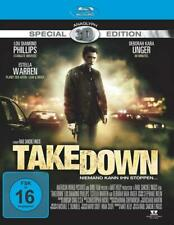 TRANSPARANCY (TAKEDOWN) - 3D & Blu-Ray Disc - Lou Diamond Philips -