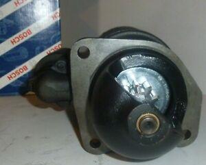 original Bosch Anlasser für KHD, Iveco 12V 3,7kw, 9 Zähne, 0001365004 0986011180