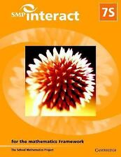 SMP Interact Book 7S: for the Mathematics Framework: Bk. 7S (SMP Interact for th