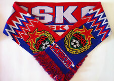 CSKA MOSCA calcio Sciarpe Nuove da filati Acrilico superiore