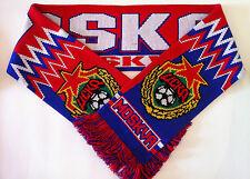 CSKA MOSCOW Football Scarves NEW from Superior Acrylic Yarns