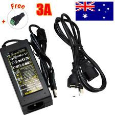 110-240V To 12V 3A 36W Power Supply Adapter AU Plug For 3528 5050 Led Strip AU