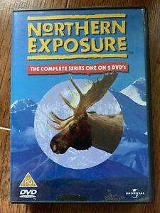 Northern Exposure Season 1 DVD Classic US TV Series w/ Rob Morrow Janine Turner