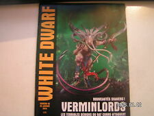 *** White Dwarf n°49 Forge World / Terreur souterraine / Verminlords Skavens