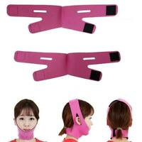 Face-Lift Belt Reduce Double Chin Thin Face Anti Wrinkle Slimming Face P8B6